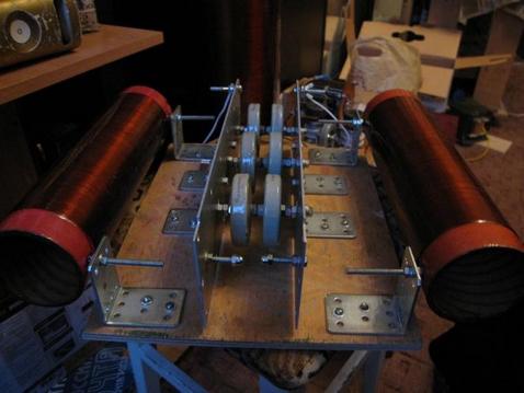 фильтр ВЧ трансформатора Тесла